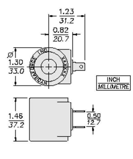 Hydraforce coil distributors