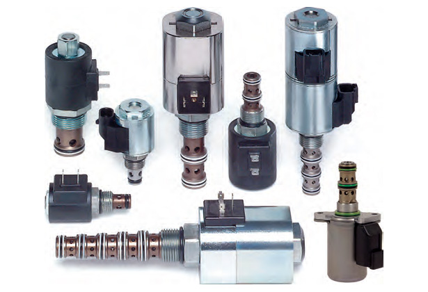 Solenoid-Operated On/Off Valves